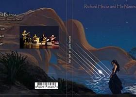 Copertine per i CD dei Luna Blanca